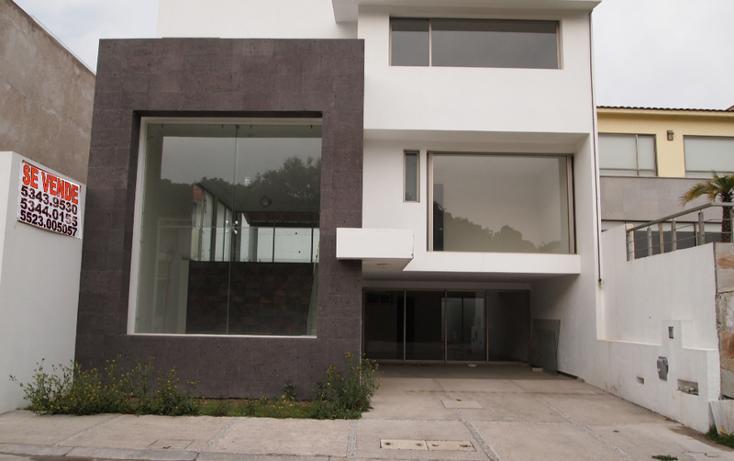 Foto de casa en venta en  , bosque esmeralda, atizapán de zaragoza, méxico, 1507323 No. 01