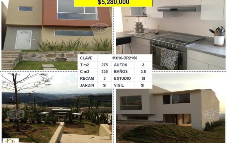 Foto de casa en venta en  , bosque esmeralda, atizapán de zaragoza, méxico, 1727222 No. 01