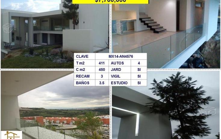 Foto de casa en venta en  , bosque esmeralda, atizapán de zaragoza, méxico, 375704 No. 01