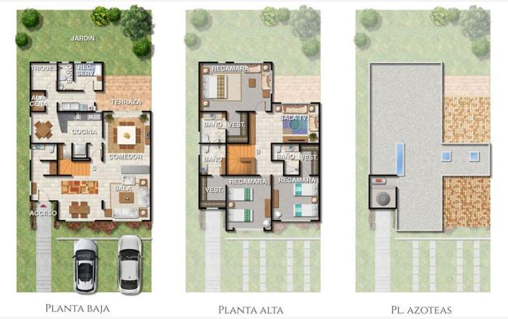 Foto de casa en venta en  , bosque esmeralda, atizapán de zaragoza, méxico, 715559 No. 04