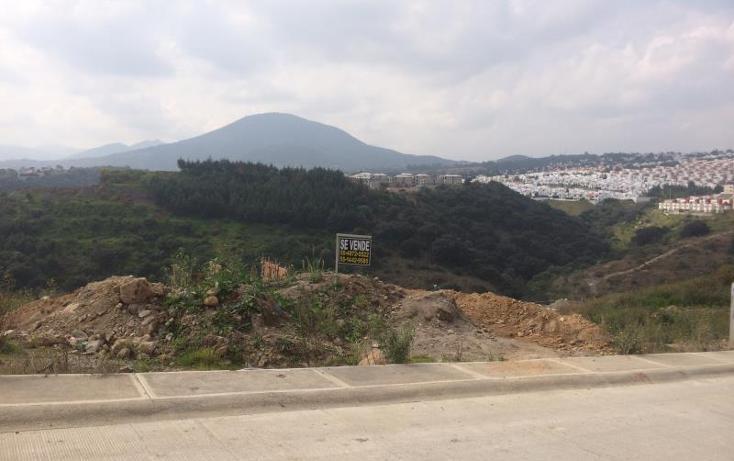 Foto de terreno habitacional en venta en  , bosque esmeralda, atizapán de zaragoza, méxico, 715599 No. 04