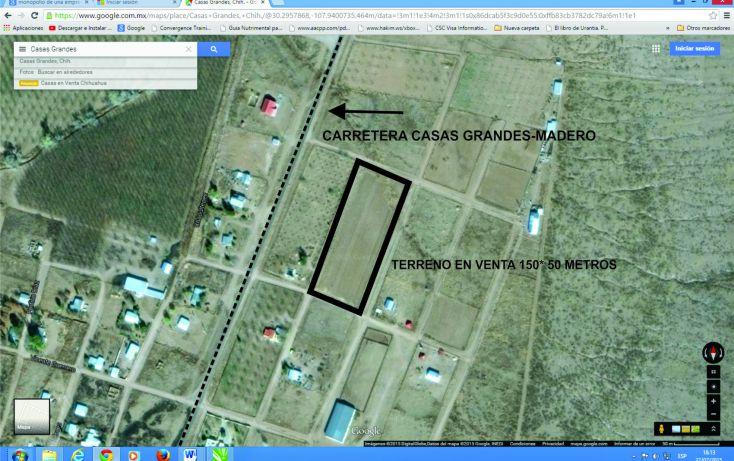 Foto de terreno habitacional en venta en, bosque real, chihuahua, chihuahua, 1683589 no 02