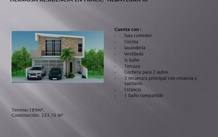 Foto de casa en venta en, bosque real, chihuahua, chihuahua, 1742987 no 02