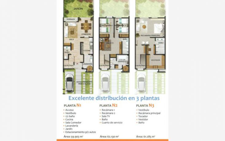 Foto de casa en venta en, bosque real, huixquilucan, estado de méxico, 974803 no 03