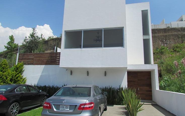 Foto de casa en venta en  , bosque real, huixquilucan, méxico, 1173223 No. 01