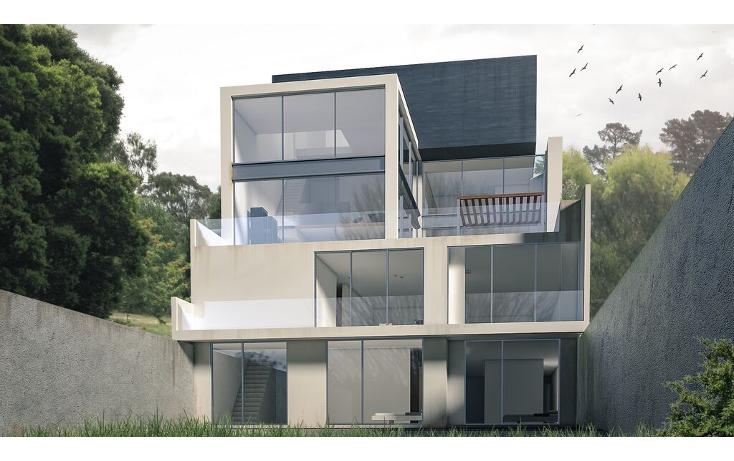Foto de casa en venta en  , bosque real, huixquilucan, méxico, 1340735 No. 01