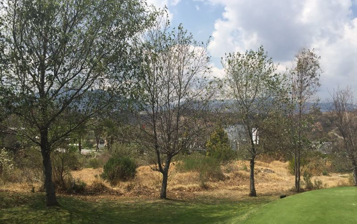 Foto de terreno habitacional en venta en  , bosque real, huixquilucan, m?xico, 1680228 No. 02