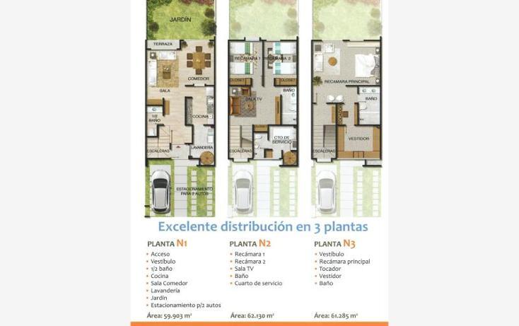 Foto de casa en venta en  , bosque real, huixquilucan, méxico, 974803 No. 03