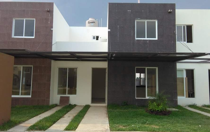 Foto de casa en venta en  , bosques de araba, centro, tabasco, 1930716 No. 01