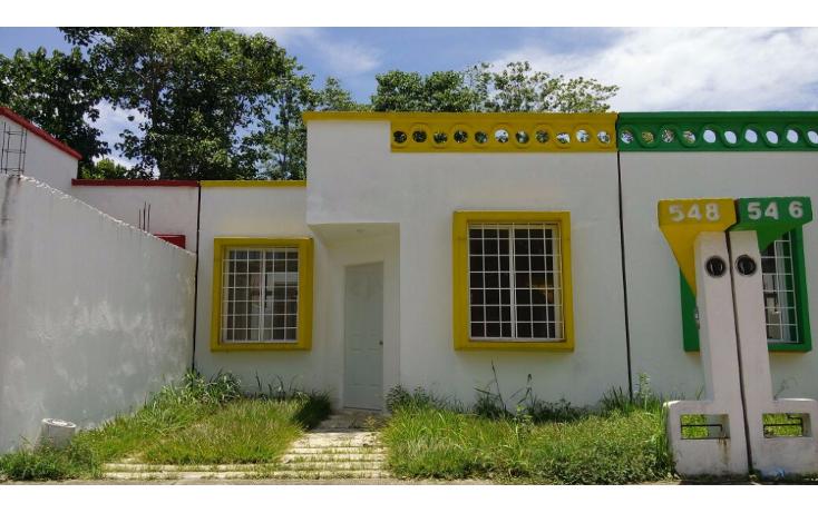 Foto de casa en venta en  , bosques de araba, centro, tabasco, 1931008 No. 01