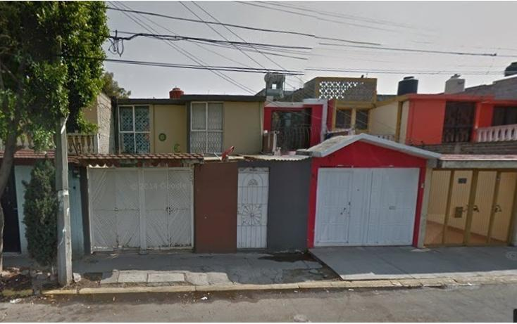 Foto de casa en venta en  , bosques de aragón, nezahualcóyotl, méxico, 1597206 No. 01