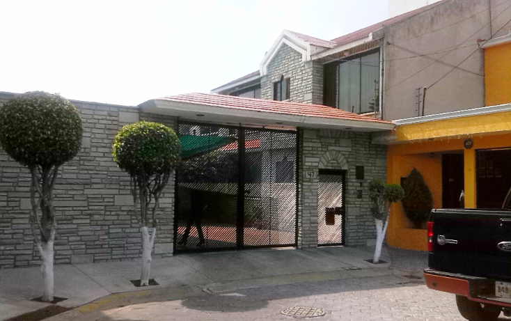 Foto de casa en venta en  , bosques de aragón, nezahualcóyotl, méxico, 2020466 No. 01