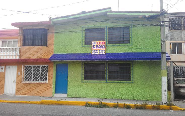 Foto de casa en venta en  , bosques de ecatepec, ecatepec de morelos, méxico, 1182581 No. 01