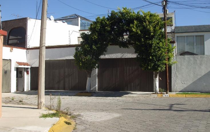 Foto de casa en venta en bosques de guinea 001 , bosques de aragón, nezahualcóyotl, méxico, 1701498 No. 01