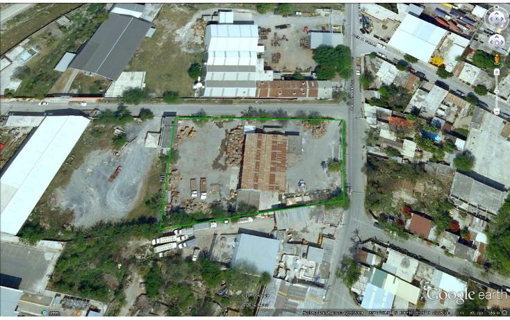 Foto de terreno industrial en venta en  , bosques de huinal?, apodaca, nuevo le?n, 1614550 No. 01