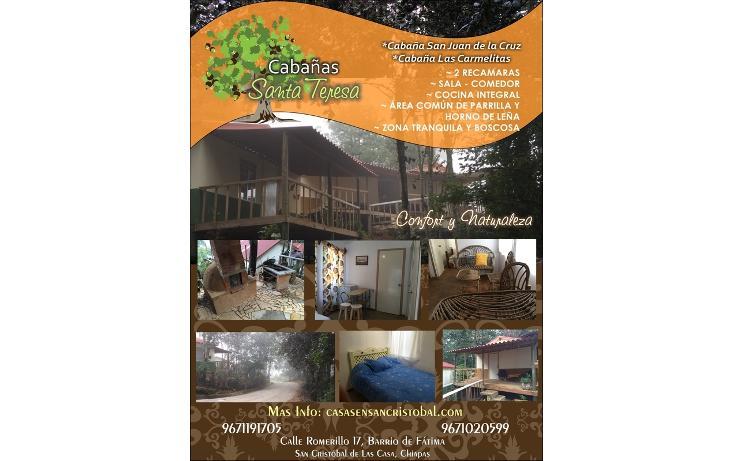 Foto de casa en renta en  , bosques de huitepec, san cristóbal de las casas, chiapas, 1489635 No. 11