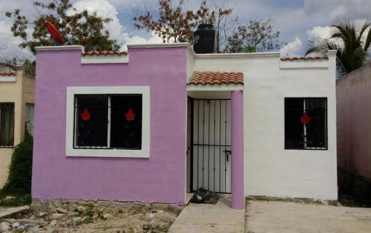 Foto de casa en venta en, bosques de kanasín, kanasín, yucatán, 1987102 no 01