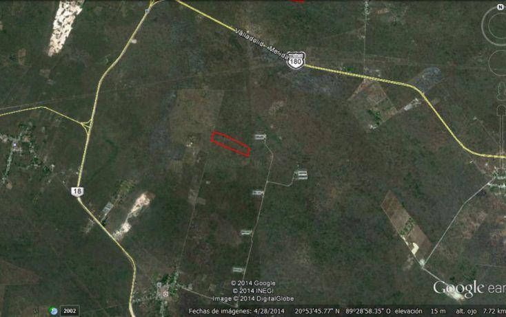 Foto de terreno habitacional en venta en, bosques de kanasín, kanasín, yucatán, 2011562 no 02