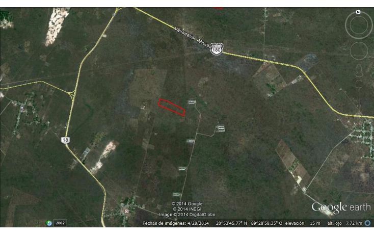 Foto de terreno habitacional en venta en  , bosques de kanasín, kanasín, yucatán, 2011562 No. 02