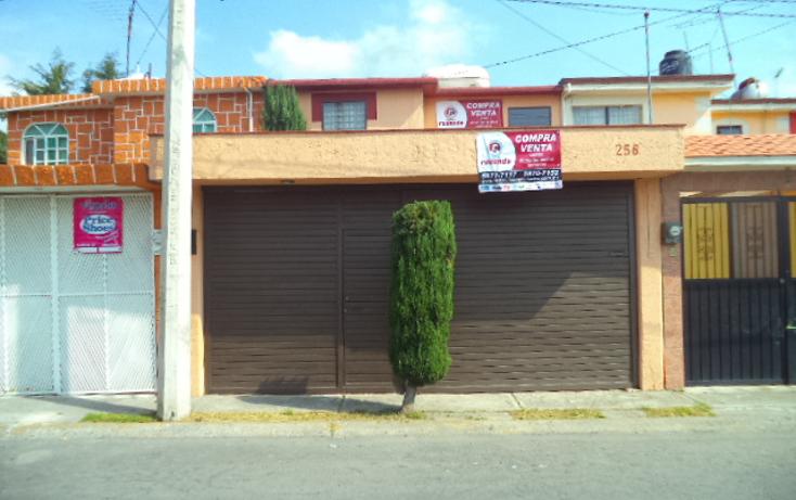 Foto de casa en venta en  , bosques de la hacienda 1a secci?n, cuautitl?n izcalli, m?xico, 1196663 No. 01