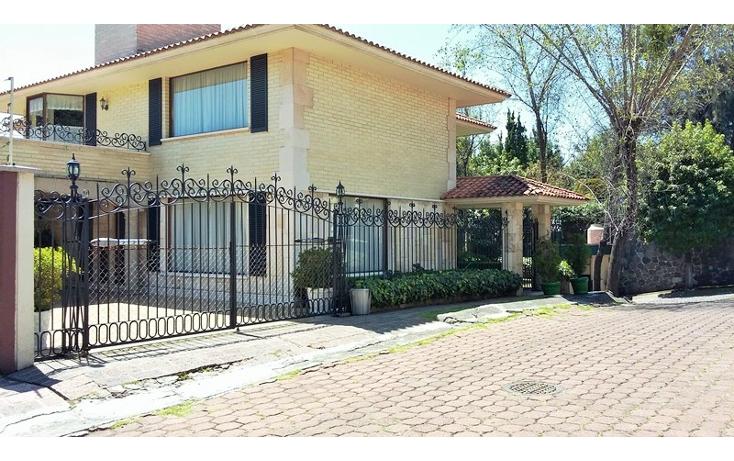 Foto de casa en venta en  , bosques de la herradura, huixquilucan, méxico, 1485099 No. 01