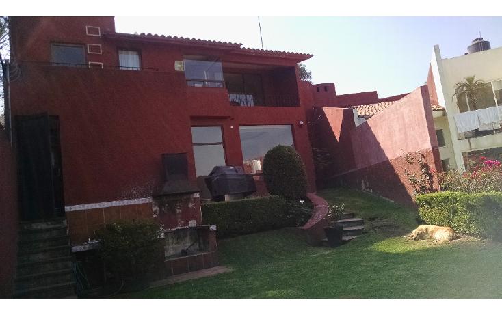 Foto de casa en renta en  , bosques de la herradura, huixquilucan, méxico, 1541676 No. 01