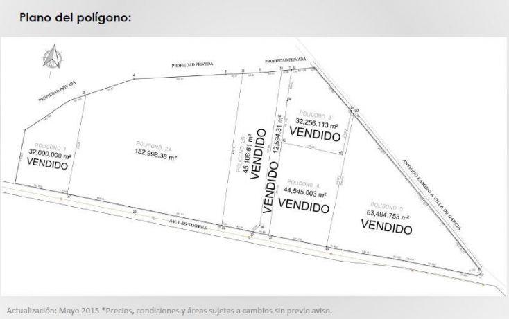 Foto de terreno comercial en venta en, bosques de la huasteca, santa catarina, nuevo león, 1359203 no 02