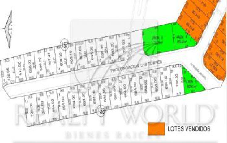 Foto de terreno habitacional en venta en, bosques de la huasteca, santa catarina, nuevo león, 528629 no 02