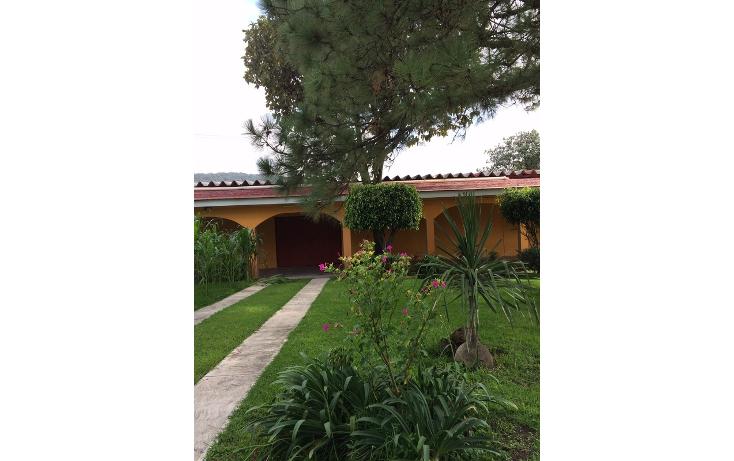 Foto de rancho en venta en  , bosques de la primavera, zapopan, jalisco, 535817 No. 38