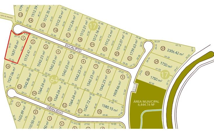 Foto de terreno habitacional en venta en  , bosques de la silla, juárez, nuevo león, 1105977 No. 03