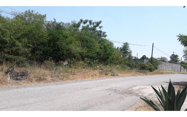 Foto de terreno habitacional en venta en  , bosques de la silla, ju?rez, nuevo le?n, 1368361 No. 01