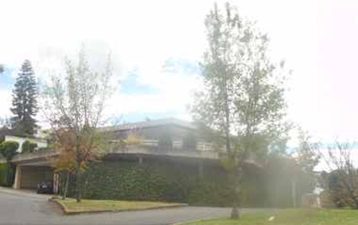 Foto de casa en venta en  , bosques de las lomas, cuajimalpa de morelos, distrito federal, 1247059 No. 01
