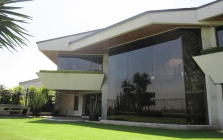 Foto de casa en venta en  , bosques de las lomas, cuajimalpa de morelos, distrito federal, 1308855 No. 01
