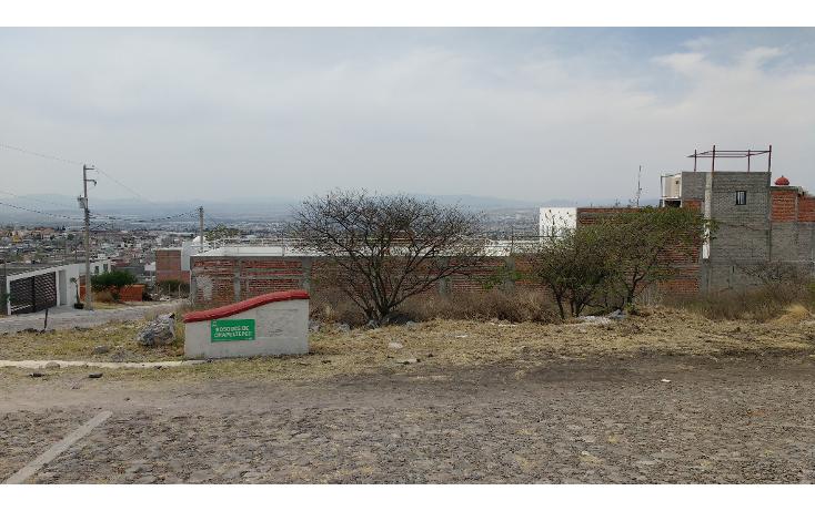 Foto de terreno habitacional en venta en  , bosques de las lomas, querétaro, querétaro, 1761892 No. 01
