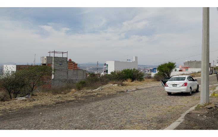 Foto de terreno habitacional en venta en  , bosques de las lomas, querétaro, querétaro, 1761892 No. 03