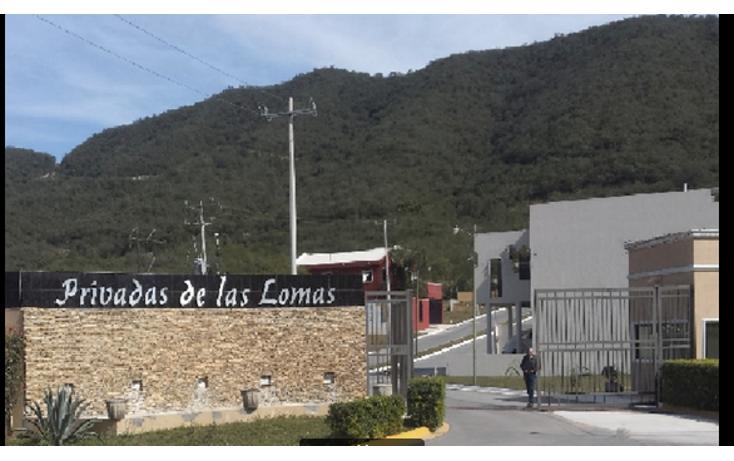 Foto de terreno habitacional en venta en  , bosques de las lomas, santiago, nuevo león, 1273283 No. 01
