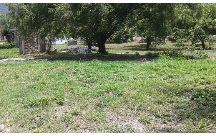 Foto de terreno habitacional en venta en  , bosques de las lomas, santiago, nuevo león, 1283497 No. 01