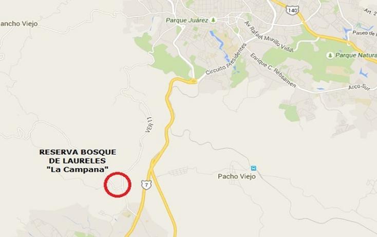 Foto de terreno habitacional en venta en  , bosques de las lomas, xalapa, veracruz de ignacio de la llave, 1055553 No. 04