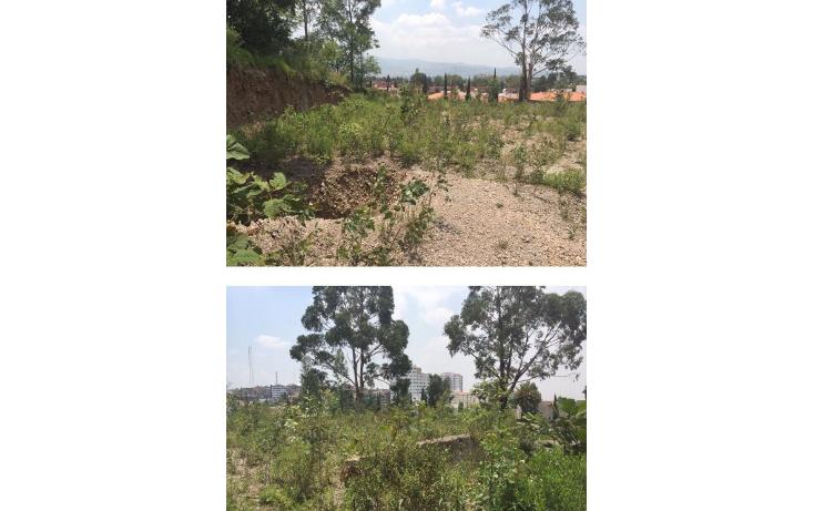 Foto de terreno habitacional en venta en  , bosques de las palmas, huixquilucan, méxico, 2030388 No. 01