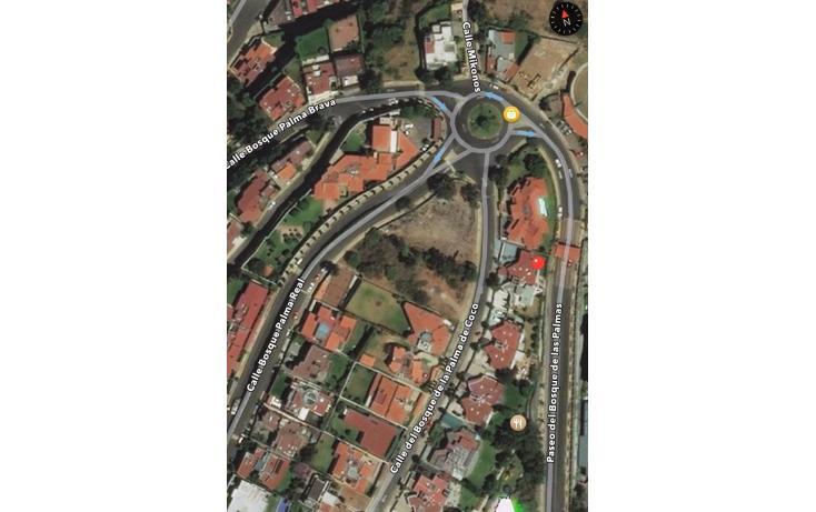 Foto de terreno habitacional en venta en  , bosques de las palmas, huixquilucan, méxico, 2030388 No. 04