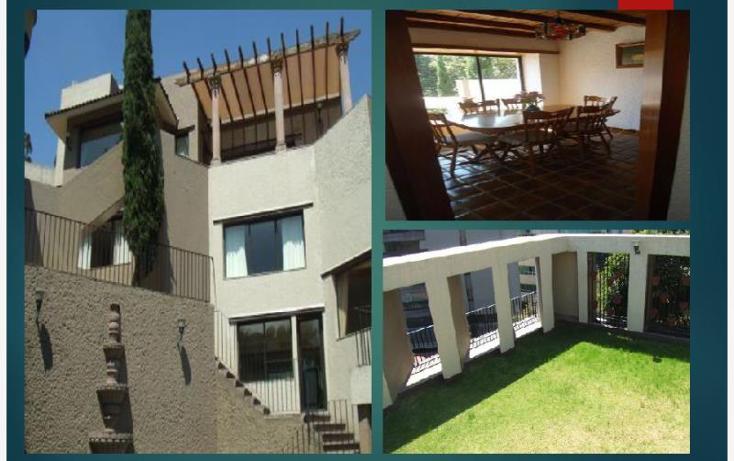 Foto de casa en venta en bosques de lima 26, bosques de las lomas, cuajimalpa de morelos, distrito federal, 2813035 No. 04