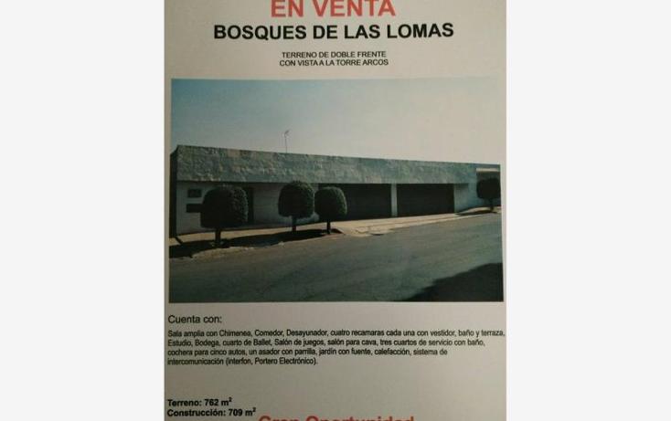 Foto de casa en venta en  26, bosques de las lomas, cuajimalpa de morelos, distrito federal, 2825323 No. 01