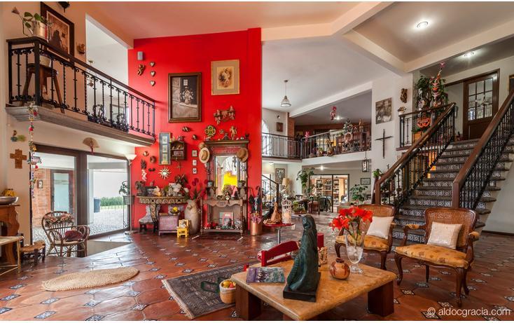 Foto de casa en venta en  , bosques de metepec, metepec, méxico, 1665641 No. 02