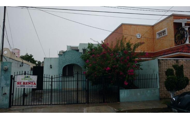 Foto de casa en renta en  , bosques de mulsay, m?rida, yucat?n, 1188051 No. 01