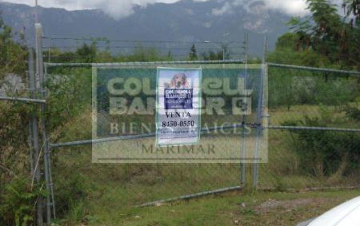Foto de terreno habitacional en venta en bosques de palermo, el barrial, santiago, nuevo león, 744517 no 01
