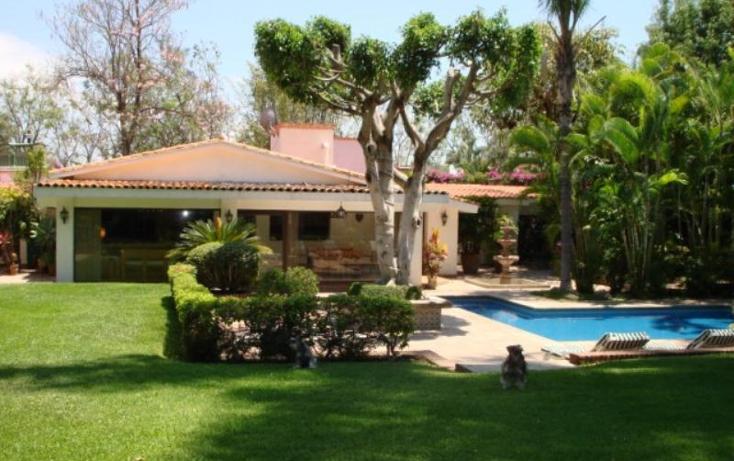 Foto de casa en venta en  , bosques de palmira, cuernavaca, morelos, 386550 No. 02