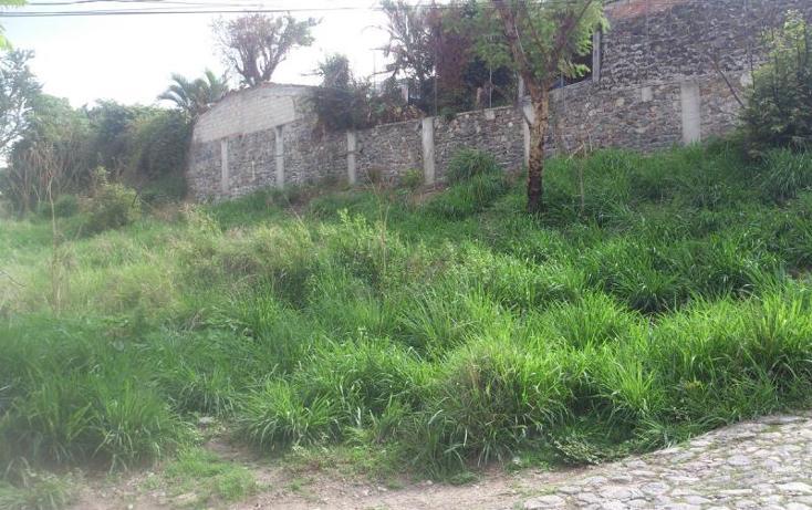 Foto de terreno habitacional en venta en  , bosques de palmira, cuernavaca, morelos, 971829 No. 04