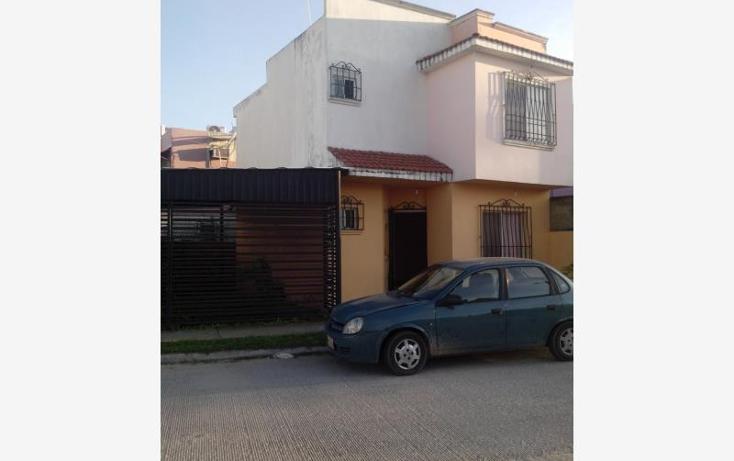 Foto de casa en venta en  , bosques de saloya, nacajuca, tabasco, 2023648 No. 01