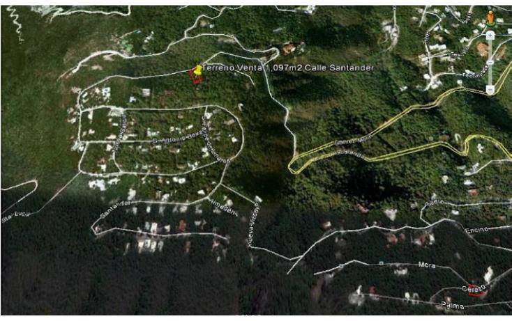 Foto de terreno habitacional en venta en  , bosques de san ángel sector palmillas, san pedro garza garcía, nuevo león, 1588480 No. 01