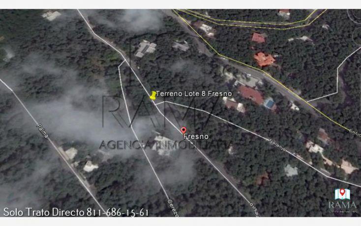 Foto de terreno habitacional en venta en, bosques de san ángel sector palmillas, san pedro garza garcía, nuevo león, 2029008 no 01